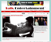 Talk Entertainment
